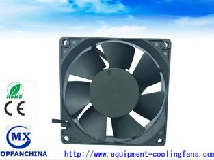 China Ball Bearing Plastic Impeller Industrial Ventilation Fans Air Cleaner Fans 110V supplier