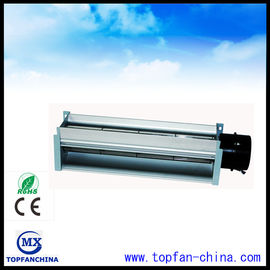 China 110 Volt AC Cross Flow Fans Air Purifier Fans For Ventilating Elevator 60x200mm supplier