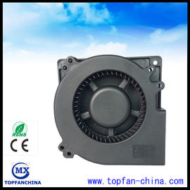 China High Speed 4.7inch 5  / 7 Blade DC Centrifugal Fan for Air Conditioner / MDBS supplier