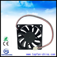 China 5V 12V 7 Blade PWM Commercial Ventilation Fans Computer Case Fan supplier