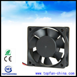 China Square 60mm Computer Case Cooling Fans For LED Digital Signage And Industrial supplier