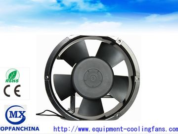 China 172mm Round 220V - 240V AC Brushless Industrial Extractor Fan For Machinery supplier