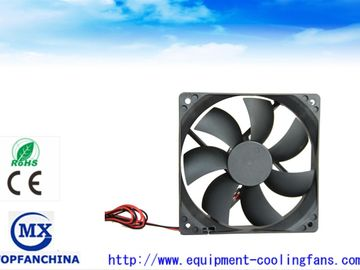 China 2000 rpm Fridge / Computer Case Cooling Fans 12V DC Axial Fan supplier