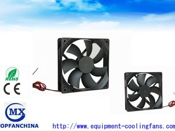 China 120mm x 25mm Axial DC Brushless Fan Computer CPU Cooling Fans supplier