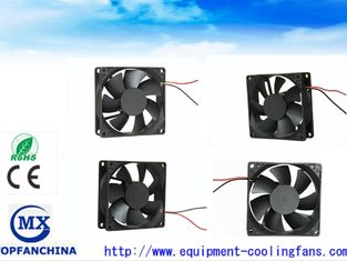 China Waterproof PWM USB 80mm Brushless DC Fan Laptop Cooling Fans With Lead Wire supplier