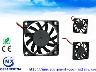 China 60mm Sleeve Bearing PWM FG DC Brushless Fan , High Speed Axial Cooler Fan supplier