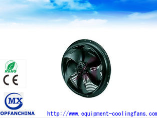 China 380V Aluminum Industrial Ventilation Motor Fan 315mm / Commercial Extractor Fans supplier