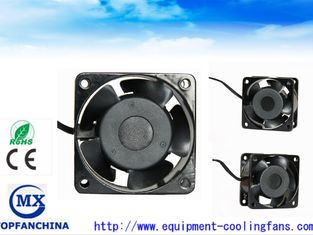China 220V AC Exhaust Fans / 60 x 60 x 30mm mini AC Fans , Industrial Cooling Fans supplier