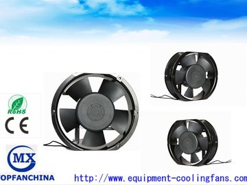 China 6.7 Inch Explosion Proof Exhaust Cooler Fan /  Equipment Fan Motor 172mm × 51mm supplier