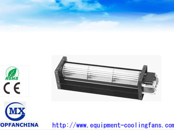 China High Pressure Cross Flow Fans , Bus 110V AC Industrial Ventilation Fans supplier