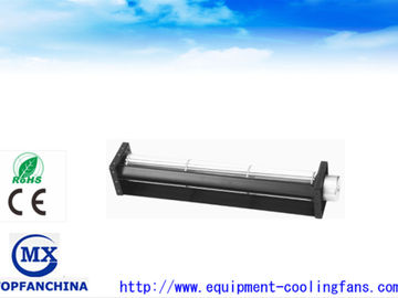 China 12V DC Brushless Fans / 43x150mm Cross-flow Fans ,  DC Elevator Fans supplier