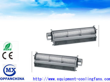 China Bladeless Cross Flow Fans Exhauster Fan  60mm X 120mm Sleeve And Ball Bearing supplier