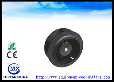 China 225mm × 99mm DC Brushless Fan , Axial Duct Inline Fan With Speed Controller supplier