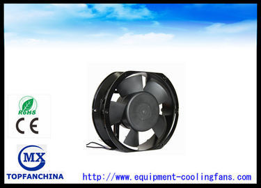 Ball Bearing Portable Electric CPU Cooling Fan , High Speed Axial Flow Fan 6.7 Inch