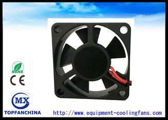 China Black Small Brushless 12 Volt Dc Fan For Computer , Ultra Silence supplier
