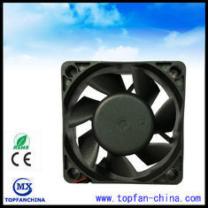 China Small Dc 24v Blushless Axial Exhaust Fans For Industry , 6CM Transducer supplier