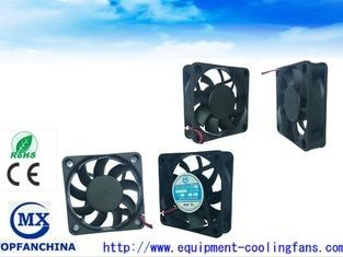 China Compact PWM FG 60mm x 60mm x15mm DC  Axial Fans High Speed Ball / Sleeve Bearing 60CM / Cooling fan supplier