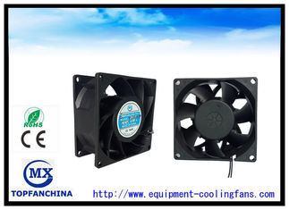 China Brushless Cooling EC Axial Fan 100V / 110V / 120V / 200V / 220V / 240V 80mm x 80mm x 38mm supplier