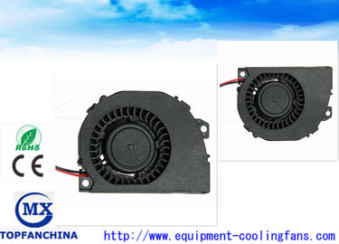 China 24V Dc Blower Fan / Centrifugal Fan For Equipment Cooling 40mm X 40mm X 10mm supplier