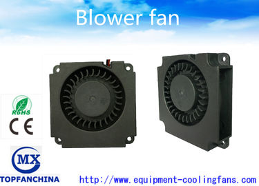 China Mini Blower 5v 12v 24v Dc Cooling Fan Motor For Air Cleaner / Pad / Laptop , 40mm X 40mm X 10mm supplier
