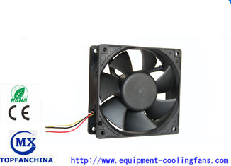 China 120mm X 120mm X 38mm Waterproof Radiator Fan For Medical / Industry / Home Appliance supplier