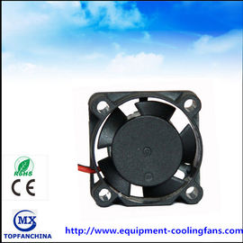 China Topfan Mini Waterproof 12V DC Axial Flow Fan Motor Cooling 15000RMP For Laptop supplier