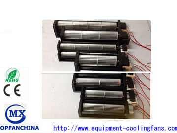 China 30F 30FC series Cross Flow Fans , DC air conditioner tangential Cooling Fan 12V / 24V supplier