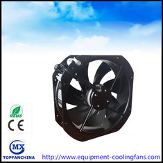 China 11 Inch Metal Blade 220v axial AC Brushless Fan 280*280*80mm for industry enquipment supplier