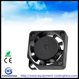 China 20x20x10MM Cpu Cooling Fan , Axial 24 Volt Brushless Dc Fan Motor Computer Case Cooling supplier