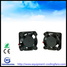 China Notebook CPU Cooling Fan , Small DC 5V 12V Cooling Motor Fan 25 x 25 x 10mm supplier