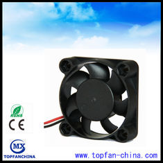 China High Pressure Black Small CPU Cooling Fan 4010 12 Volt Brushless FAN 40mm×40mm×10mm supplier