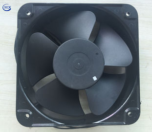China 220V brushless axial ac motor industrial electronic fan for air cooler supplier