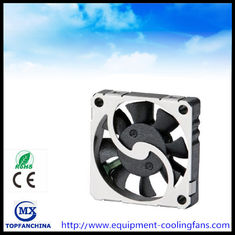China Mini Dc 5v 3.3v 2.4v Axial Flow Fan Used For Notebook / Laptop / Small Equipment supplier