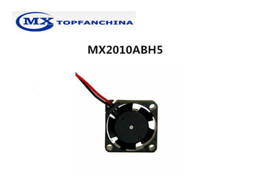 China Small 2010 High Speed DC Brushless Fan 5V / 0.14 inch 20 x 20 x 10 mm with FG IP58 function supplier
