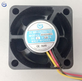 China Dc motor Equipment Cooling Fans , 5V brushless axial cooler fan for dissipation supplier