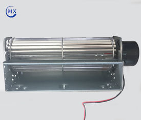 China 65 X 190mm 245mm cross flow fan with dc brushless motor for electric air cooling and heat dissipation supplier