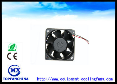 China 60 x 60 x 38 mm / 12V ball bearing small electric cooling fans with IP58 IP68 FWM Function supplier