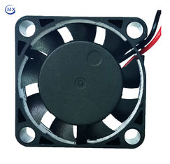 5 Voltage Equipment Cooling Fans , Small Dc Motor Fan Low Vibration