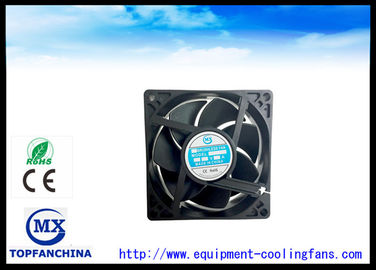 China 80 × 80 × 25 mm High Speed DC Axial Fans / Waterproof Exhaust Fan supplier