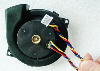China 12V Small Cooling Fan 81Mm Round Fan 81 X 37 Mm For Sweeping Machine supplier