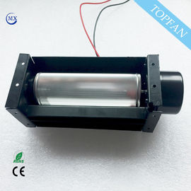 Oven Appliance Parts Cross Flow Fans Brushless 12 Volt Tangential Fan