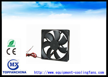 China High Performance Equipment Cooling Fans 3000RPM DC 24V Axial Cooling Fan Low Noise supplier