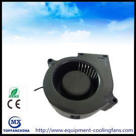 China Brushless Silent Small DC Blower Fan 4500 RMP 75 x 75 x 30mm 5v 12v 24v 48v supplier