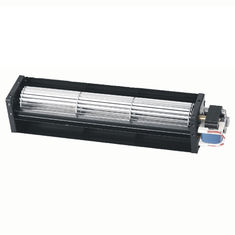 China AC Tangential Cross Flow Blower Fan 290mm / Industrial Tangential Cooling Fan Motor supplier
