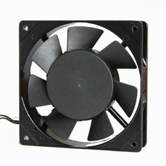 110V 220V AC Cooling Fans 120mm x 120mm x 25mm,  4.7 Inch metal frame industry exhaust fan