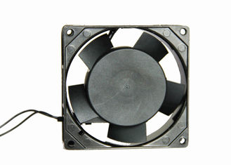 China 9225 110V 12w power supply waterproof box fan with metal frame 92 x 92 x 25 mm supplier