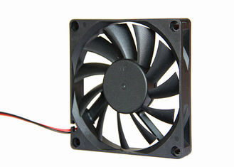 China Waterproof Equipment Cooling Fans 80mm PWM 12V Small Impeller 2500RPM Speed supplier