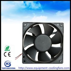 China MX12038ABL1 Computer Cooling Fans 24v 48v Sleeve / Ball Bearing Dc 12v 2800RMM supplier