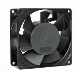 China Industrial Equipment Cooling Fans AC Cooler Motor 50/60hz 92 × 92 × 38 Mm Size supplier