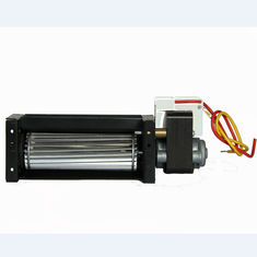 China 220v AC Cross Flow Blower Fan , Cross Flow Cooling Fan Sleeve / Ball Bearing For Oven supplier